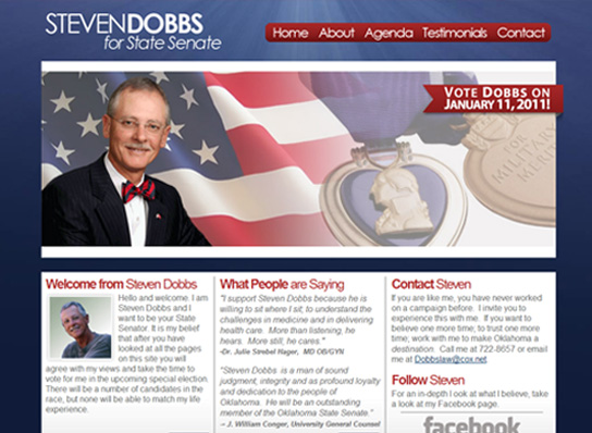 Steven Dobbs for State Senate