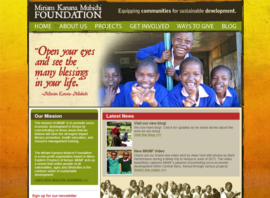 Miriam Kanana Mubichi Foundation